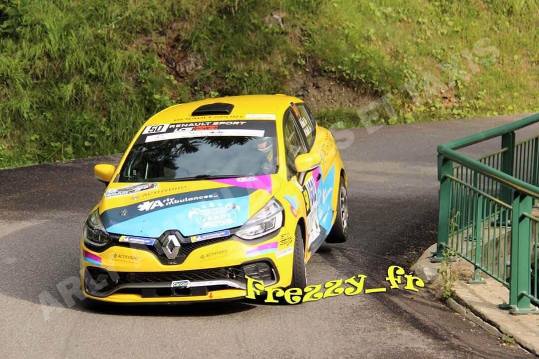 Clio Rally Freezy FR
